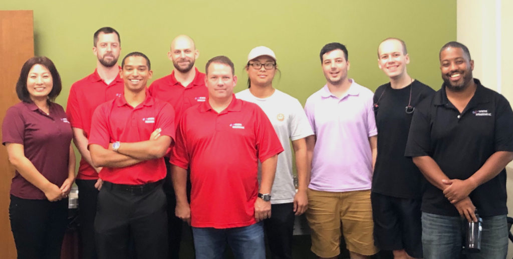 Company Photo of Infinitas Engineering Inc. Team